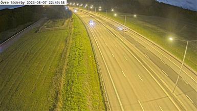 webcam Kullen: Övre Söderby