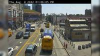 New York: Flatbush Avenue @  Avenue - Overdag