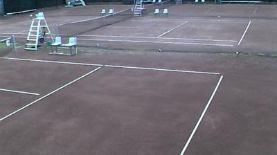 Webcam Gorlice › East: Rzeczpospolita − Korty tenisowe