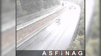 Gemeinde Alland: A, bei Anschlussstelle Alland, Blickrichtung Wien - Km , - Day time