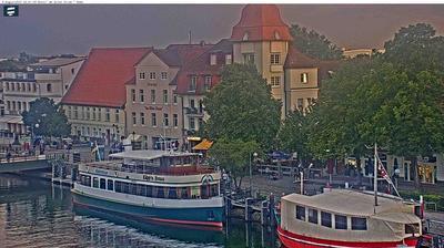 """Ortsbeirat 1 : Diedrichshagen,Seebad Warnemunde: Hotel """"Am Alten Strom"""""""