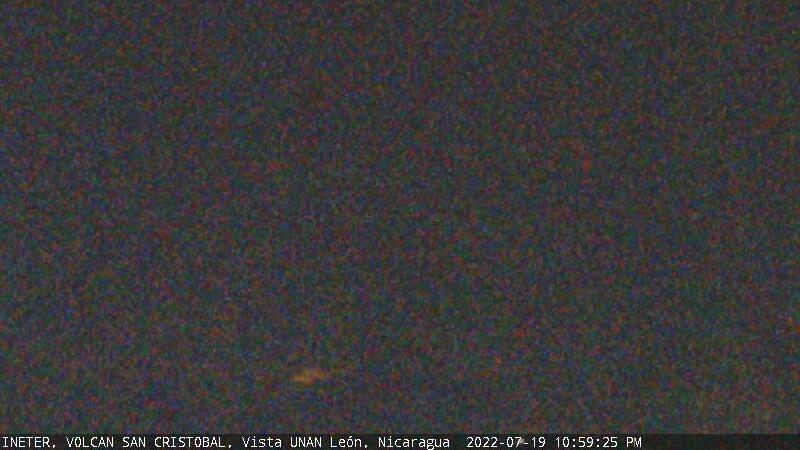 Webkamera Volcán San Cristóbal › North-West: Chinandega