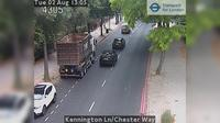 London: Kennington Ln/Chester Way - El día