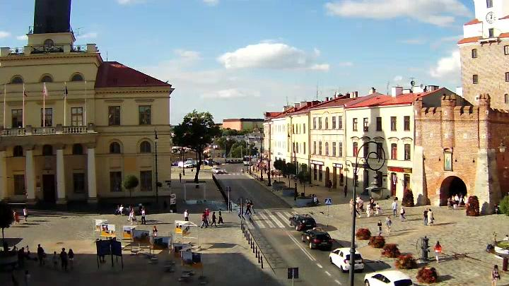 Webcam Lublin › North