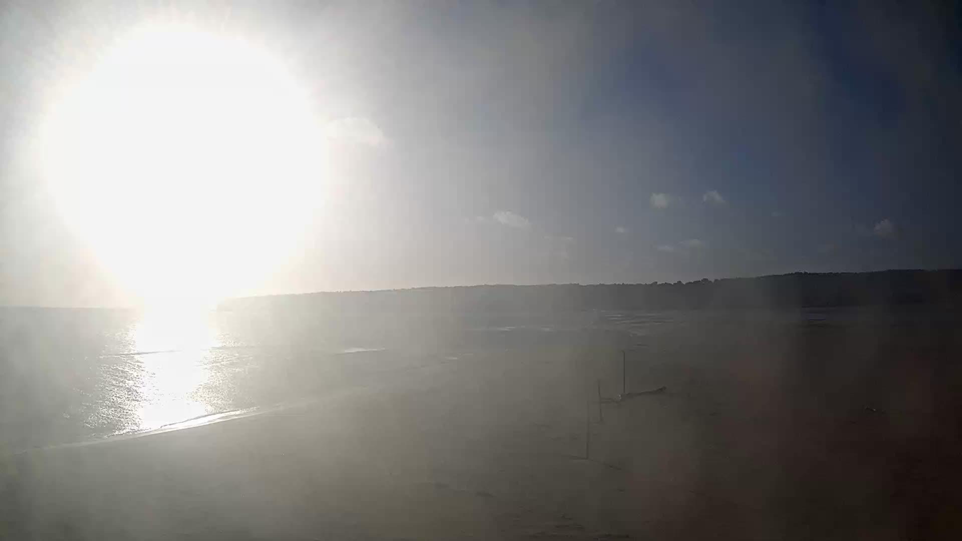 Webcam La Franqui-Plage: Leucate-La plage