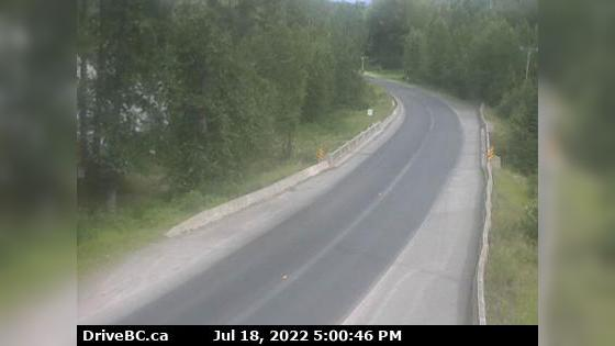 Webkamera Evelyn › South-East: Hwy 16 at the Trout Creek bri