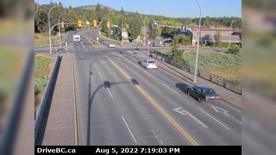 Webcam Beaver Lake › East: Victoria, Hwy 17 at Royal Oak