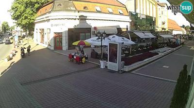 Đakovo: Đakovo Korzo, pedestrian zone