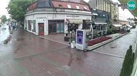 Đakovo: Đakovo Korzo, pedestrian zone - Recent