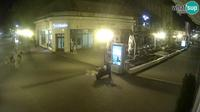 Đakovo: Đakovo Korzo, pedestrian zone - Actual