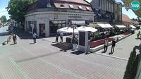 Đakovo: Đakovo Korzo, pedestrian zone - Dia