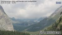 Gemeinde Kals am Grossglockner: Glocknerwinkel - Blick nach Norden zum Gro�glockner - Dagtid