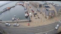Kirkwall: harbour - Jour
