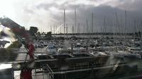 La Foret-Fouesnant: Port-La-Forêt - Le port - Jour