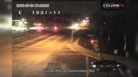 Columbus: City of - Clime Rd at Demorest Rd - Actual