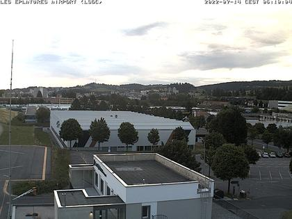 La Chaux-de-Fonds: LSGC Les Eplatures Airport