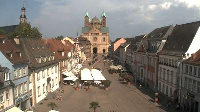 Thumbnail of Speyer webcam at 6:02, Feb 27