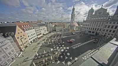 Vignette de Augsbourg webcam à 6:01, mars 7