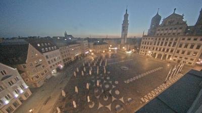 Gambar mini Webcam Augsburg pada 9:16, Mar 7