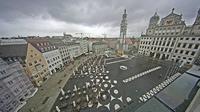 Augsburg: Rathausplatz - Day time