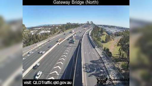 Webcam Brisbane: Gateway Bridge