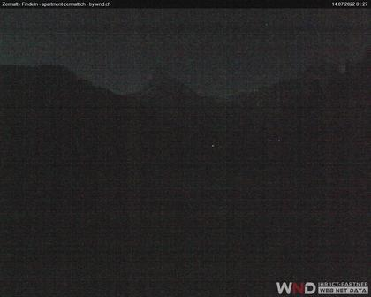 Ried: Zermatt, Findeln