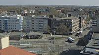 Witten: Bochum, August-Bebel-Platz - El día