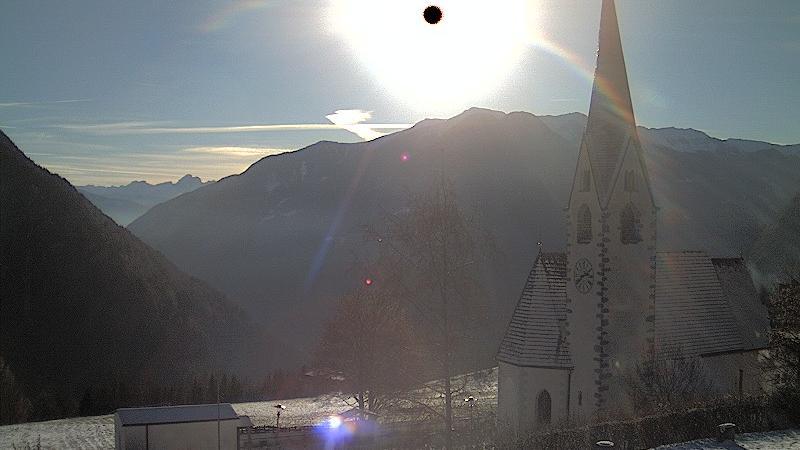 Webcam Acereto: Naturhotel Moosmair 3*S | Ahornach | Südt