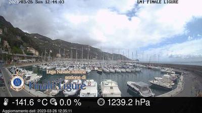 Aktuelle oder letzte ansicht von Finale Ligure: il porto S. Donato