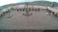 Moravska Trebova: Moravská Třebová náměstí T.G.Masaryka - Recent