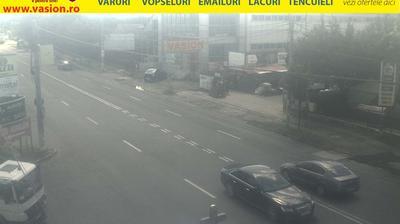 Daylight webcam view from Bacău: Bacau Calea Bucuresti