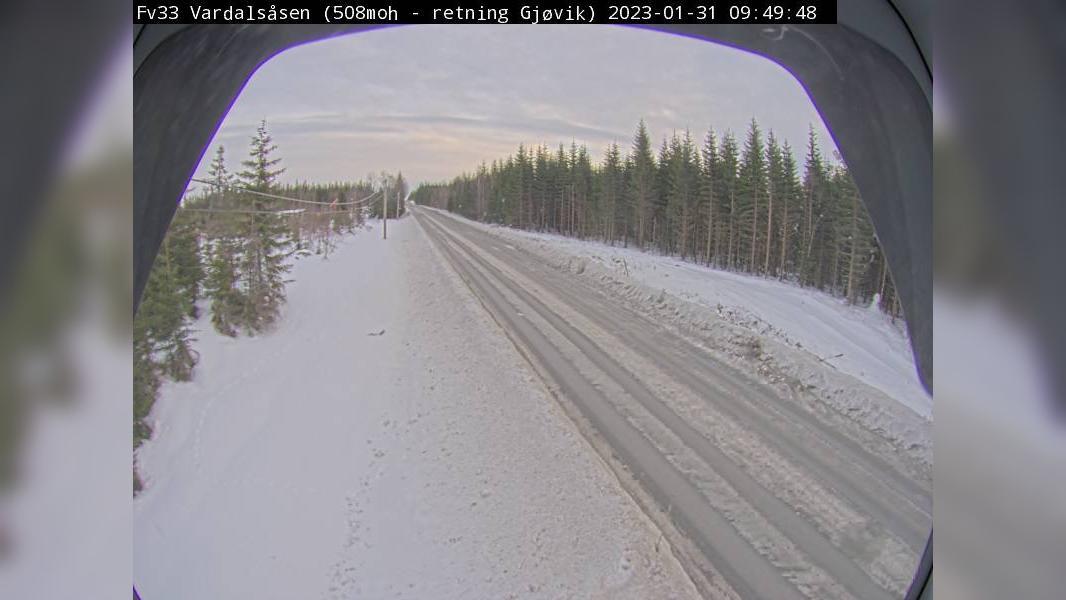 Webcam Mustadroa: F33 Vardalsåsen