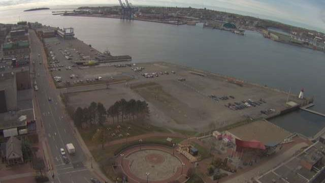 Webcam Saint John: Loyalist Plaza