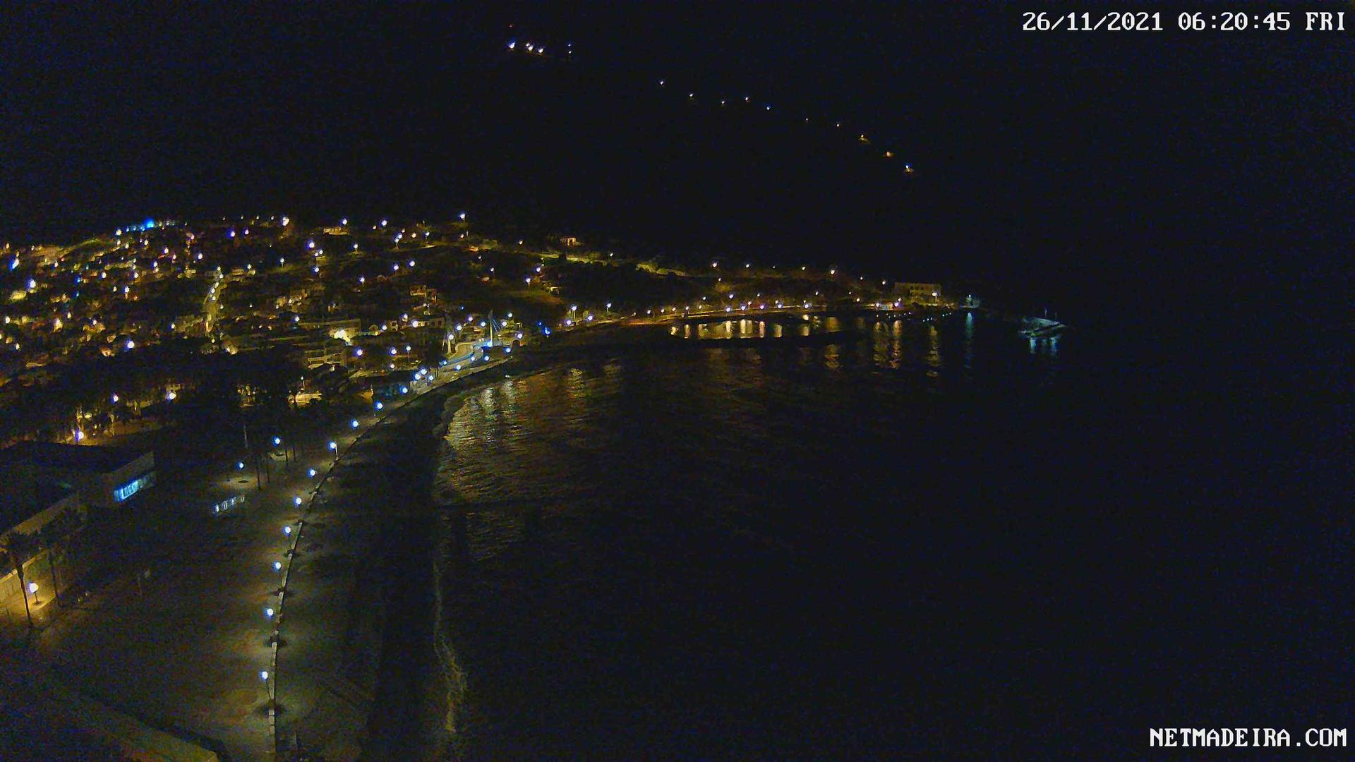 Webcam Machico