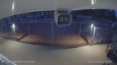 Zuidplas › Sud-ouest: Tennisclub Nieuwerkerk