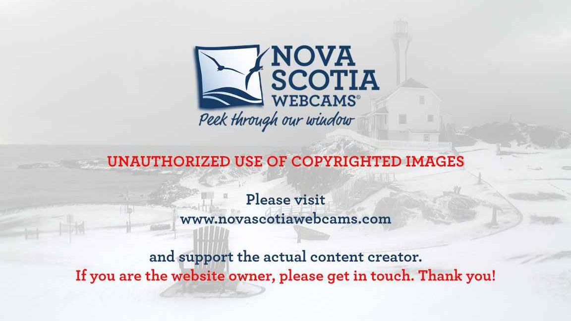 Webcam Cape Forchu: Lighthouse