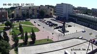 Khmelnytskyi › South-East: Хмельницкий - Хмельницкая область, Украина: ЖД вокзал - Aktuell