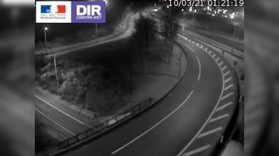 Gambar mini Webcam Saint-Fons pada 9:52, Feb 28