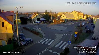 Webcam Gmina Jeżewo › North