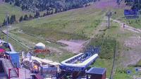 Almaty: Shymbulak Ski Resort Hotel - Day time
