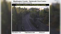 Tigard: Washington County - Dartmouth St at Costco - Current