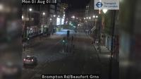 London: Brompton Rd/Beaufort Grns - Recent
