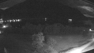 Vista actual o última desde Weissensee: Webcam − Ferienhotel Nagglerhof