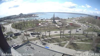 Иркутск: Plotina GES