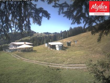Schwyz: Mythenregion - Einsiedeln (Mittelstation Grossenboden)