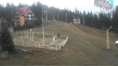 Tageslicht webcam ansicht von Jieț: Parang