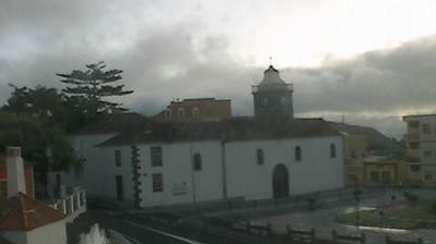 Vignette de Santa Cruz de La Palma webcam à 8:11, sept. 22