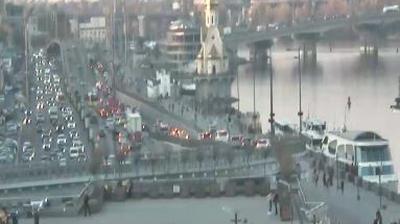 Webkamera Kiev: Pochtovaya Square