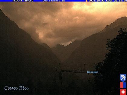 Frasco: Casa Blu