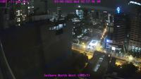 Bangkok: Skyline from Sathorn Road - Actuelle